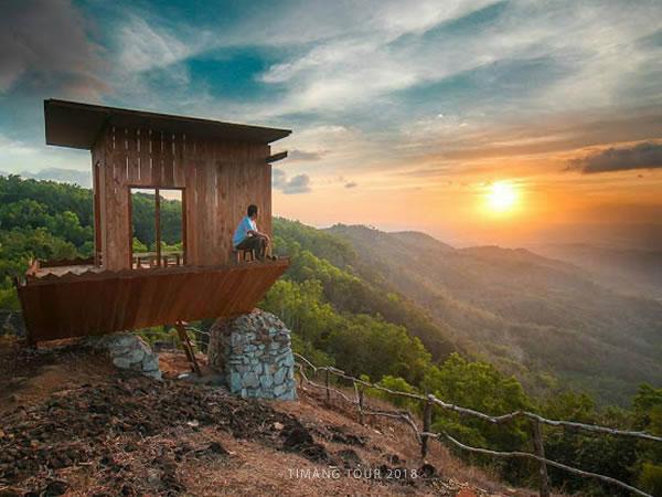 Lintang Sewu Hill Timang Tour
