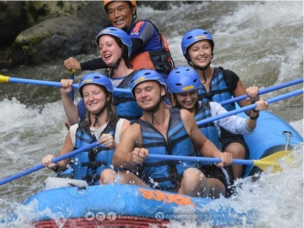 Elo River Rafting Cheap Destination