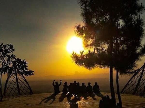 Lintang Sewu Hill Yogyakarta