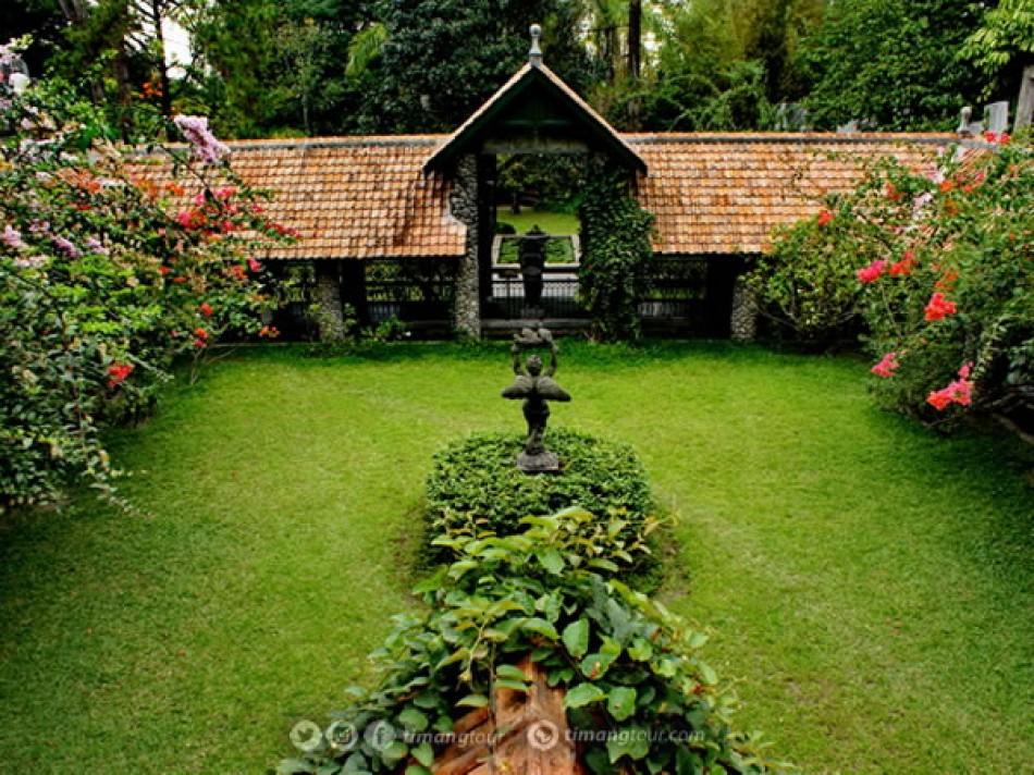 Ullen Sentalu Art Museum Yogyakarta